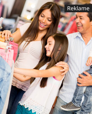 familietøj til budget